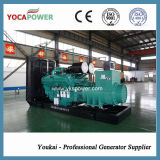 Комплект генератора силы Чумминс Енгине 800kw/1000kVA тепловозный