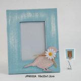 Frame de madeira da foto do pássaro do vintage de alta qualidade do competidor