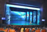 P3.91 (4.81, 6.25) Stage Rental LED Display를 위한 Indoor Display
