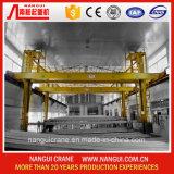0.5+0.5 Dactylographier la grue pour l'usine de anodisation en aluminium