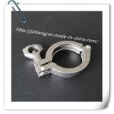 Braçadeiras do aço inoxidável de conexões de tubulação