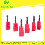 炭化物Milling Cutter 55HRC Carbide Tools