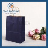 Divers sac de papier bon marché avec le traitement de papier (DM-GPBB-095)
