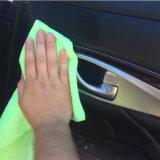 Microfiber одевает ткани окна Microfiber микро- для чистки