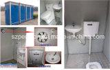 Paga inferior conveniente para el tocador público móvil/la casa prefabricados/prefabricados