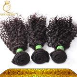 Волосы Remy Queenlike бразильских волос Fdx Kinky курчавые