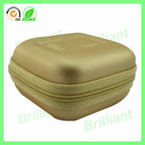 Kundenspezifisches Handy Small Hard Shell EVA Earphone Bag mit Mesh Pocket (EC-230)