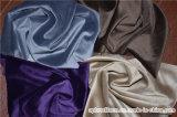 Tessuto del sofà del velluto del poliestere di prezzi ragionevoli e tessuto della tenda