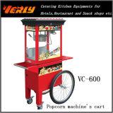 ポップコーンHand CartかTrolly Vc-600