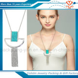 Good all'ingrosso Quality Crystal Necklace con Tassel