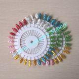 Geassorteerde Kleuren 55mm Wiel van de Spelden van de Parel van het Blad het Hoofd