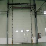 Weiße Schnittgarage-Tür/industrielle Tür (HF-026)