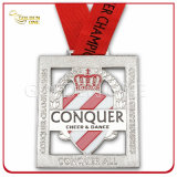 Compétition Metal Custom 3D Sculpted Running Award Medal