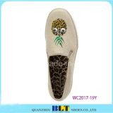 Frauen-Segeltuch-Schuhe