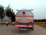 Dongfeng Commins 6X4 21cbm 270HP Fuel Tanker Truck Euro IV