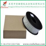 暗闇のプラスチック3DプリンターフィラメントPLA/ABSカラー白熱