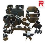 Perfis de alumínio/de alumínio da extrusão do dissipador de calor para industrial