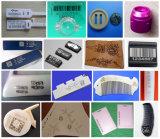 Máquina da marcação do laser da fibra de Ipg para o anel, Plastis, PVC