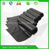 Schwarzes Biodegradable Plastic Trash Bag auf Roll
