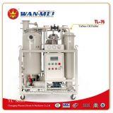 Máquina da purificação de petróleo da turbina da série do Tl