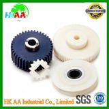 Custom Precision CNC Machined Nylon Spur Gears, Ptb Nylon Plastic Auto Spur Gears