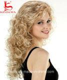 Парик 100% фронта шнурка волос девственницы человеческих волос бразильский