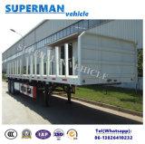 Registro de Semi-remolque para transporte de Log / Madera / Madera de construcción
