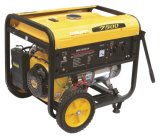 Home Use를 위한 5kw/6kw/6.5kw 세륨 Electric/Recoil Start Gasoline Generator (WH7500-H)