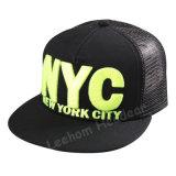 Coutume Hats&Caps de base-ball de sport de fluorescence de Snapback