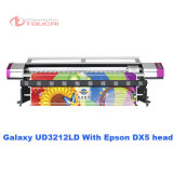 La mayoría del Competitive 1440dpi los 3.2m Large Format Galaxy Ud3212ld Dx5 Eco Solvent Printer