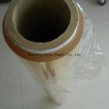 Обруч еды простирания PVC пластичный прозрачный ясный льнет пленка