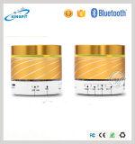 LEDのフラッシュリングの円小型S07u BluetoothのスピーカーサポートTF