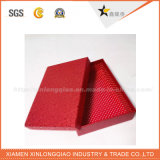 Rectángulo impreso color superficial del conjunto de la bufanda de Matt de la alta calidad