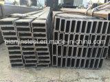 Q235 Q345 Aufbau-rechteckiges Stahlrohr