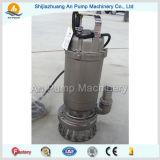 川の海のステンレス鋼Ss316Lの浸水許容の下水ポンプ