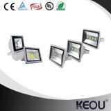 proyector caliente del blanco LED de 50W 100W De Alta Qualidade