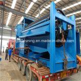 Trommel de lavage d'usine d'or mobile à vendre