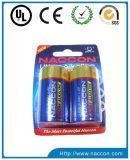 Naccon D Lr20 alkalische Batterie-trockene Hauptbatterie
