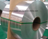 bobina de alumínio da matéria- prima de lata de bebida 330ml para a lata e a extremidade