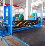 Limpiador de cepillo eléctrico de alto rendimiento para el transportador de correa (DMQ 90)