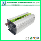 Invertitore di potere dell'automobile del caricatore 6000W dell'UPS di alta efficienza (QW-M6000UPS)