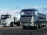 KIPPER-Ladung China-Hyundai tauscht Hochleistungstraktor-Förderwagen