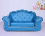 Sofá tapizado muebles del durmiente del sofá del sofá
