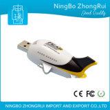 Bastone personalizzato del USB di figura dell'aeroplano con la scheda di memoria del nuovo prodotto della Cina di marchio Marke