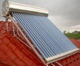 Sin presión calentador de agua solar Bg 240L7