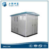 transformateur préfabriqué compact électrique de la sous-station 35kv