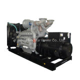 パーキンズのモデル4008tag2aエンジンを搭載する防音のディーゼル発電機1000kVA 800kw