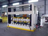 De automatische Scherpe Machine van de Balustrade met Vier Hoofden van de Snijder (DYF600)