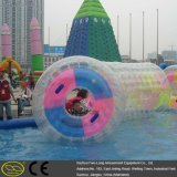 Kids와 Adults (FLWR)를 위한 오락 Water Theme Park Inflatable Water Roller