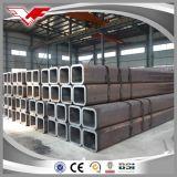 Tubulação de aço galvanizada da seção forma quadrada